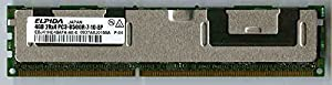 ELPIDA EBJ41HE4BAFA-AE-E PC3-8500R DDR3 1066 4GB ECC REG 2RX4 (FOR SERVER ONLY)