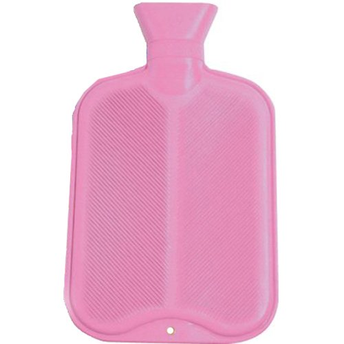 Cassandra Hot Water Bottle Single Ribbed on One Side (Various Colours)