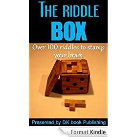 The riddle box: over a hundred riddles to stamp your brain (English Edition)