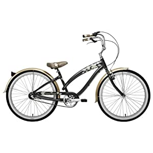 Nirve Island Flower 3 speed Bicycle