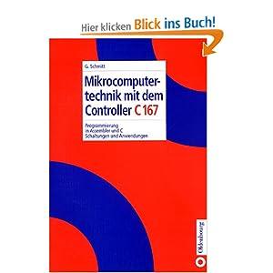 eBook Cover für  Mikrocomputertechnik mit dem Controller C167 Programmierung in Assembler und C Schaltungen und Anwendungen