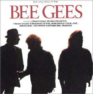 The Very Best of the Bee Gees artwork