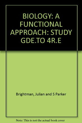 Reflas pdf download biology a functional approach study gde biology a functional approach study gde 4re by s fandeluxe Gallery