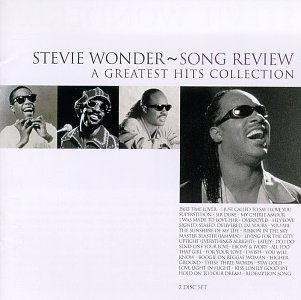 Stevie Wonder - Song Review - A Greatest Hits Collection - Cd1 - Zortam Music