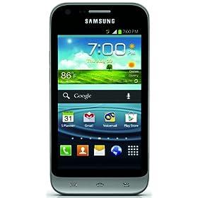 Samsung Galaxy Victory, Silver 4GB (Sprint)