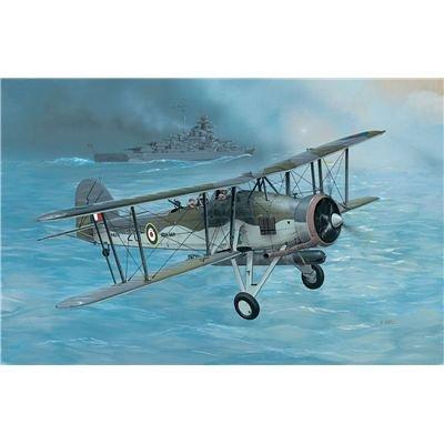 Revell Modellbausatz 04115 - Fairey Swordfish Mk I/III im Maßstab 1:72
