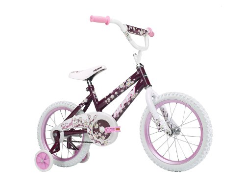 Huffy Girls' So Sweet Bike (16-Inch Wheels)