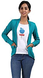 Maringo Classic Women's Top (CBCTW23B_Turquoise Blue_30)