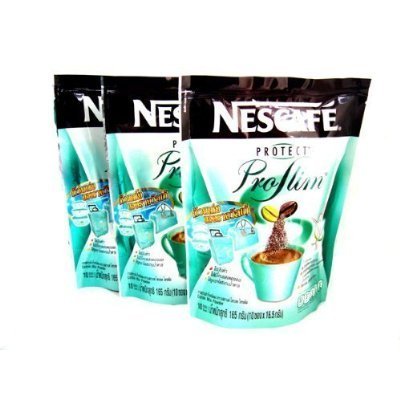3 Nescafe Protect Proslim Pro Slim Diet Slimming Weight Control Coffee 10 Sticks Made In Thailand By Molona