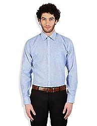 Arihant Men's Linen Plain / Solid Formal Shirt (AR73120244)