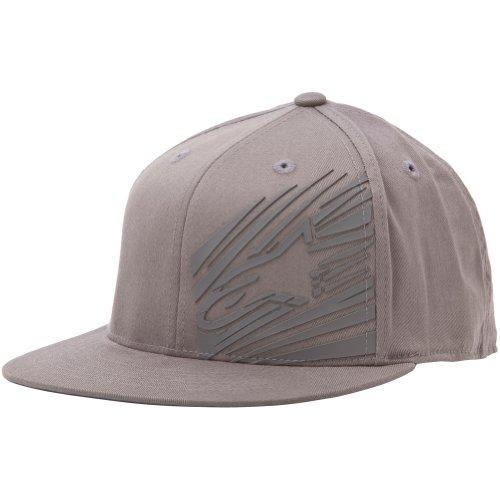 Alpinestars Neal 210 Men's Flexfit Fashion Hat - Charcoal / Small/Medium