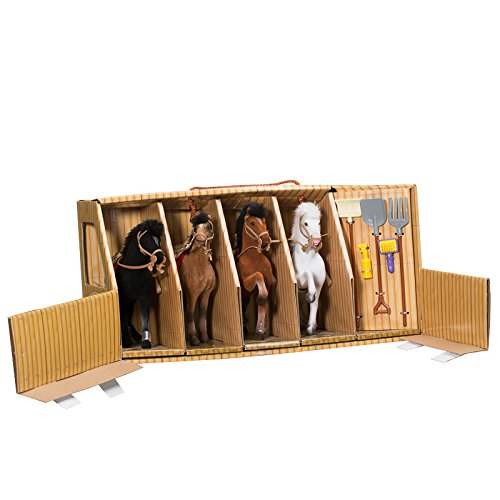 new-pony-club-horse-stable-playset-toy-with-accessories