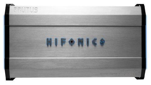 Hifonics Brx2000.1D Brutus Vehicle Mono Subwoofer Amplifier
