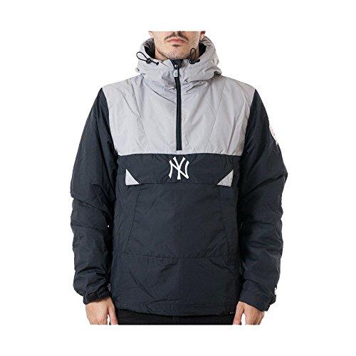 NEW ERA ne90094fa16Mlb Smock Neyyan–Giacca, linea New York Yankees da uomo, colore: blu, UOMO, Ne90094Fa16 Mlb Smock Neyyan, azul (navy), XL