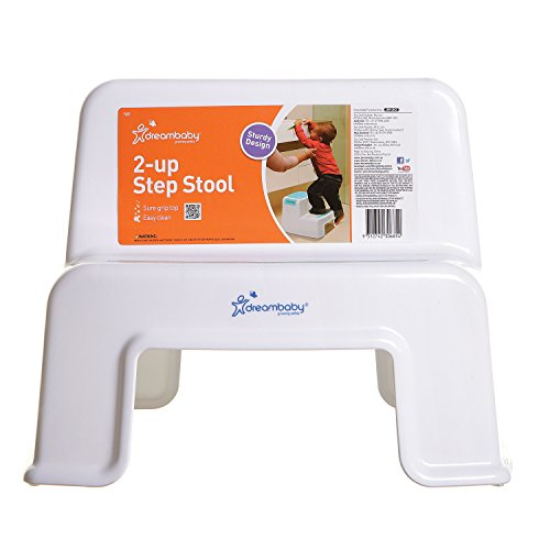 Dreambaby 2 Up Step Stool Aqua Hardware Tools Ladders