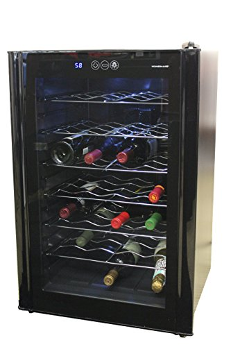 Homeimage Thermo Electric Wine Cooler 28 Bottles - 2014 ½ ~ New Model Hi-28Cw
