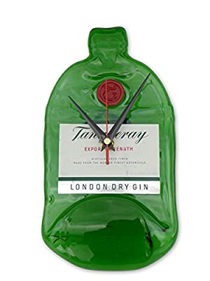 Tanqueray Gin Real Bottle Wall Clock