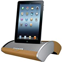 iHome iD55SC Portable Stereo System with Sliding Cover for iPhone/iPad/iPod, - Silver