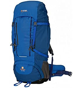 Vango Sherpa 60+10S Rucksack - Blue - for 2014 by Vango