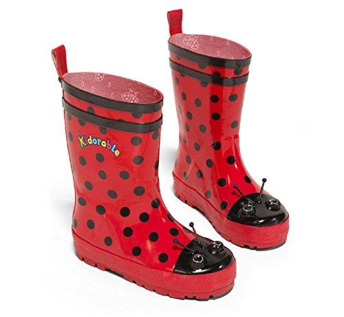 Ladybug Baby Shoes front-642647