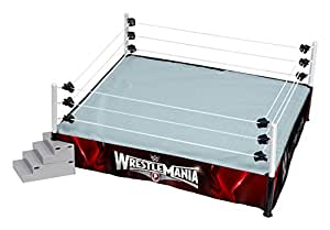Wwe Authentic Scale Ring Wrestle Mania Edition