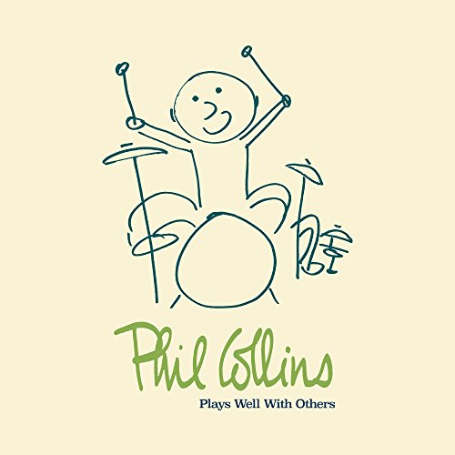 CD : Phil Collins - Plays Well With Others (CD)