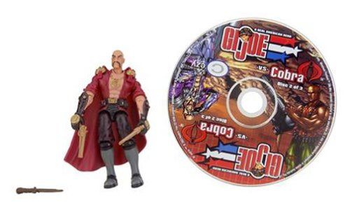 G.I. Joe vs. Cobra Dr. Mindbender with Mission Disk 2
