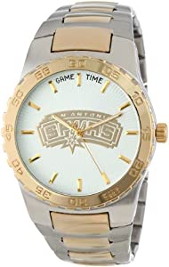 Game Time Mens NBA-EXE-SA San Antonio Spurs Watch by Game Time