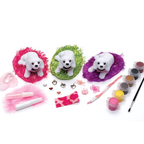 Creativity For Kids Kit Diva Puppies front-550582
