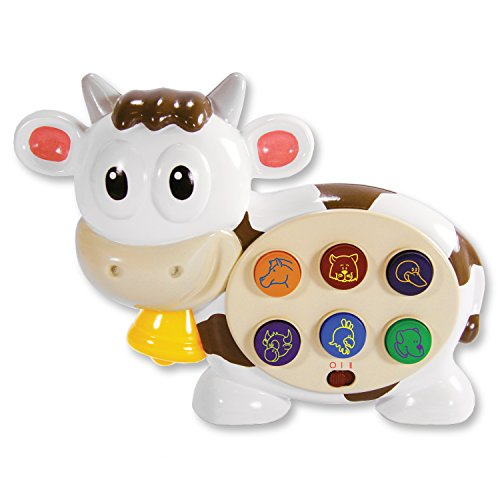 The Learning Journey Early Learning Barnyard Bessie Electronic Learning Toy - 1