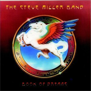Original album cover of Book of Dreams by Steve Miller Band