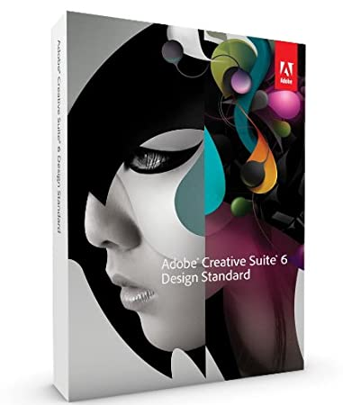 Adobe Creative Suite 6 Design Standard (Mac)
