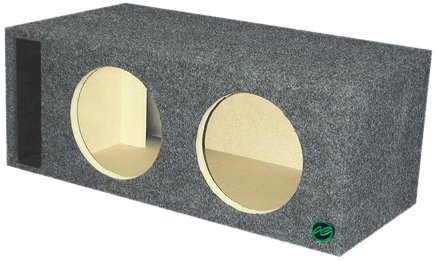 Audio Enhancers Kv12Dc Subwoofer Enclosure Box, Carpeted Finish