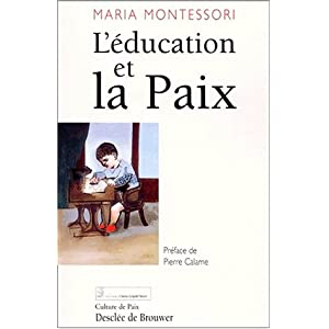 L'éducation et la paix