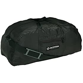 Outdoor Products Packable Duffle (Black)