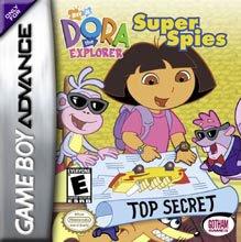 Dora the Explorer: Super Spies