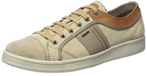 Geox Uomo, Sneakers, U Warrens A, Beige (Beige (Sand)), 40