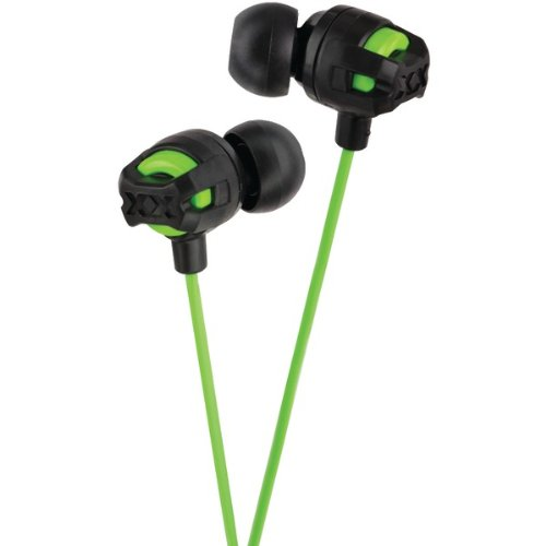 Brand New Jvc Xtreme Xplosives Inner-Ear Earbuds (Green)