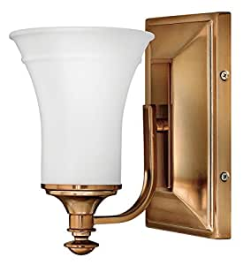 Hinkley Lighting 5830br Alice Single Light Bathroom