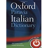 Oxford-Paravia Italian Dictionaryby Oxford Dictionaries