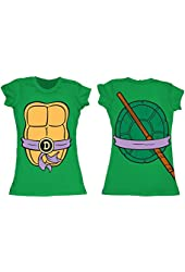 Teenage Mutant Ninja Turtles Juniors Costume T-shirt