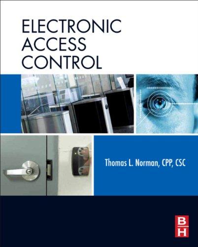 Electronic Access Control PDF