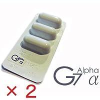 G7α シーセブンアルファ 3錠×2シート 海外直送