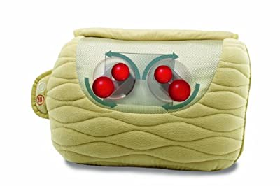 HoMedics Shiatsu Plus Vibration Massage Pillow SP-25H