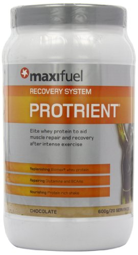 Maxifuel Protrient 600 g Chocolate Muscle Recovery Shake Powder