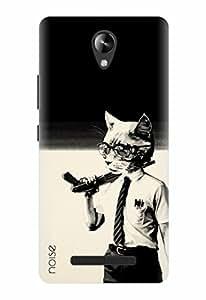 Noise Designer Phone Case / Cover for Micromax Canvas 6 Pro E484 / Comics & Cartoons / Falling Down - Multicolor