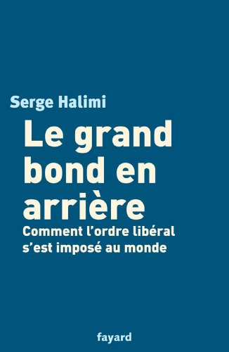 Le grand bond en arrière (Documents)