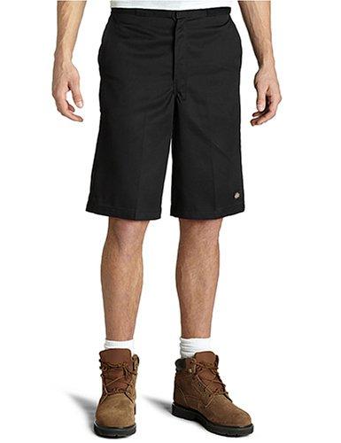 Dickies - 13in Mlt Pkt W/St, Pantaloncini sportivi Uomo, Nero (Black), W34 (Taglia Produttore: 34)