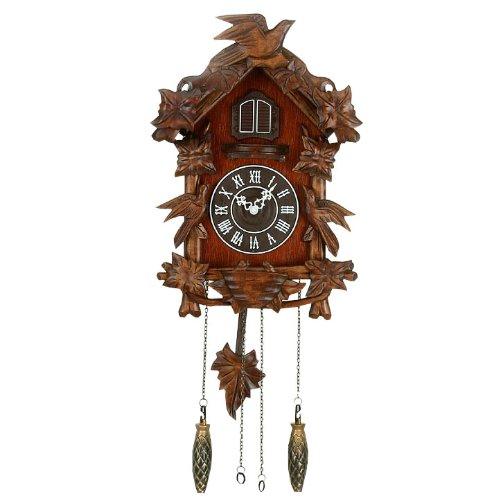 Uk Sale Where Can I Buy Qtz Cuckoo Clock Bird On Top