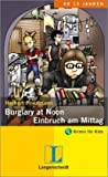 Burglary at Noon / Einbruch am Mittag: An Adventure in English